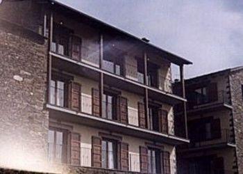 GIV-4031, Meranges, Hotel Cal Martri
