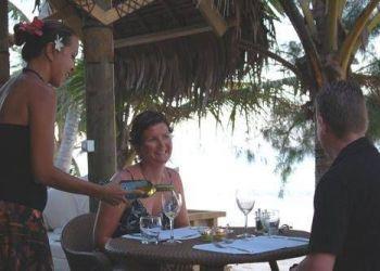 Hotel Rarotonga, Main Road, Titikaveka, Hotel Little Polynesian Resort