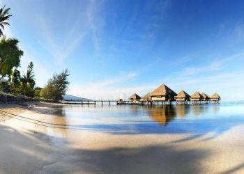 Hotel Punaauia, Bp 380595 Tamanu, Hotel Le Meridien Tahiti****