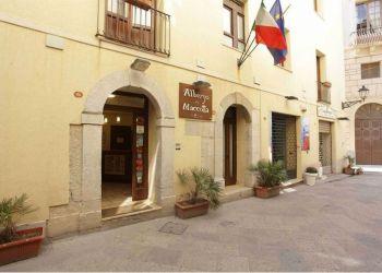 Hotel Trapani, Via Degli Argentieri 4, Hotel Maccotta*