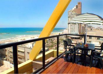 Hôtel Tel Aviv, 80 Hayarkon Street, Hotel Regency Suites***