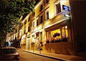 47 Cours Romestang, 38200 Vienne, Hotel de la Poste**