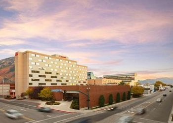 Hotel Utah, 101 W 100 N, Provo Marriott Hotel & Conference Center