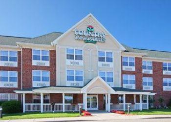 Hotel Michigan, 6511 Centurion Dr, Country Inn & Suites, Lansing, MI