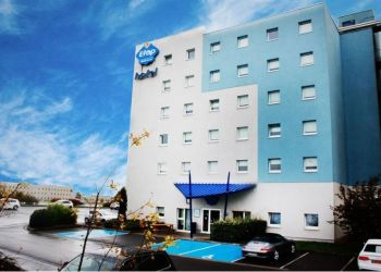 Route de Treves,, 2632 Luxembourg, Hotel Ibis Budget  Luxembourg Aeroport