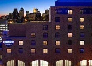 Hotel Minnesota, 615 Washington Ave SE, The Commons Hotel