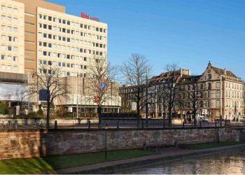 Hotel Strasbourg, 1 Rue de Sebastopol, Hotel Ibis Strasbourg Centre Halles**