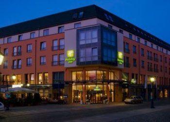 Hotel Zwickau, Klosterstr/Kornmarkt 9, Holiday Inn