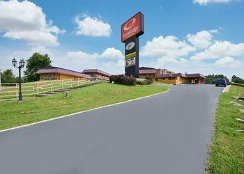 Hotel Kentucky, 2184 US Hwy 62, Econo Lodge Gilbertsville