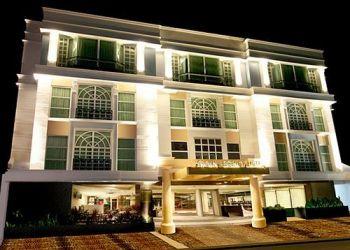 Hotel Makati, 1026 Antonio Arnaiz Avenue,, Hotel Crown Regency Makati****