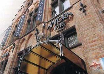 Hotel Poperinge, Grote Markt 36, Hotel Amfora***