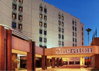 Albergo Riyadh, King Fahad Road · PO Box 90807, Hotel Sheraton Riyadh*****