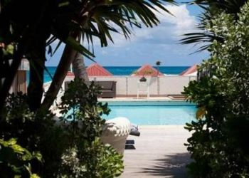 Hotel Gustavia, Plage de St Jean, Tom Beach Hotel