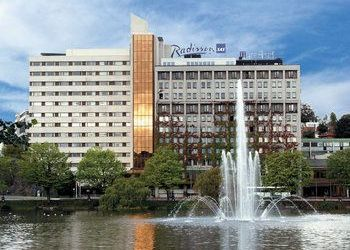 Olav 5, Str 3, Stavanger, Radisson Blu Atlantic Hotel, Stavanger