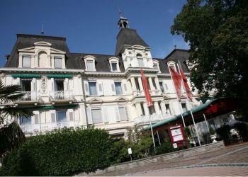 Schlossplatz 1, D-794101 Badenweiler, Hotel Römerbad*****