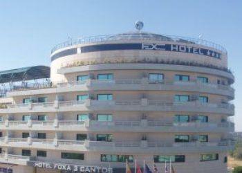 Hotel La Estación, Ronda De Europa 1, Foxa 3 Cantos
