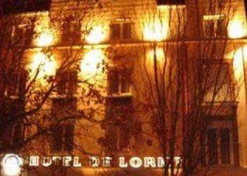 13 rue des Lombards, Evreux, Inter Hotel de l'Orme