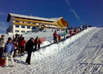 Hotel Aldino, Passo Oclini, Horský hotel Schwarzhorn (Corno Nero) pro milovníky sjezdového lyžování a běžkování