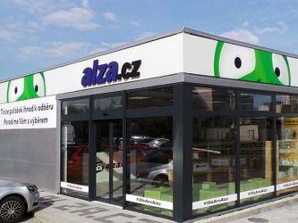 Alza Pardubice Bitcoin ATM, Shop