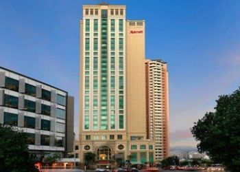 Hotel Brisbane, 515 Queen St, Marriott Brisbane Hotel