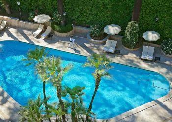 Hotel Rome, Via Ulisse Aldrovandi 15, Hotel Aldrovandi Palace*****