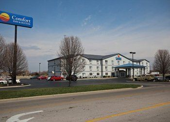 Hotel Ohio, 840 Sean Dr, Comfort Inn & Suites