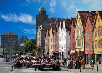 Hôtel Bergen, Bryggen 5, Hotel Radisson Blu Royal Bergen****