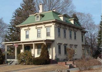 Pension Woonsocket, 341 Prospect Street, Bed and Breakfast Pillsbury House**
