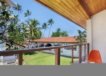 Hotel Unawatuna, Parangiyawatte,, Hotel Calamander Unawatuna Beach****
