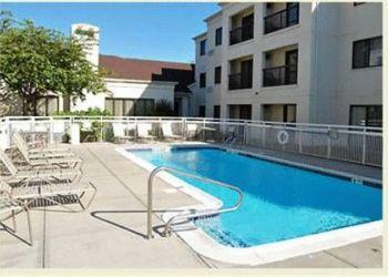 Hotel Morningside, 136 Marsh Hill Road, Courtyard New Haven Orange/mil