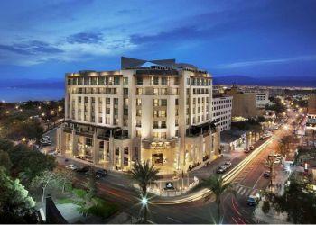 Hotel Aqaba, Al-hammamat Al-tunisyya Street, Hotel Doubletree by Hilton Aqaba****
