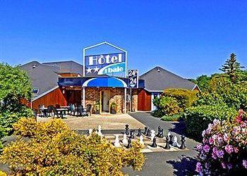 Route De L Ile De Brehat, 22500 Ploubazlanec, Hotel Motel Nuit & Jour**