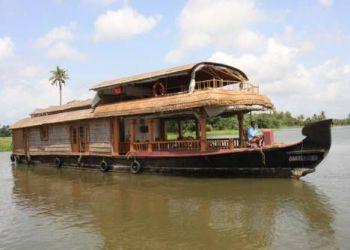 Muncipal Shopping Complex, 686001 Alappuzha, Angel Queen House Boats