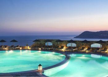Hotel Mykonos, Elia Beach, Hotel The Royal Myconian*****