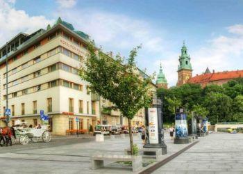Hotel Krakow, Pl. Na Groblach 22, Hotel Pod Wawelem***
