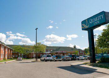 Hotel Mississauga, 50 Britannia Rd E, Hotel Quality Inn Airport West**