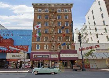 1087 Market Street, 94103 San Francisco, Hotel Aida Plaza