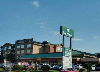 Hotel Vernon, 4201 32 St, Hotel Sanman Inn Vernon**