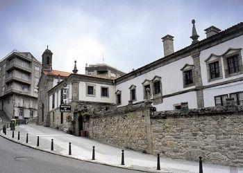 Hotel A Guarda, Plaza de San Bieito, s/n , Convento de San Benito