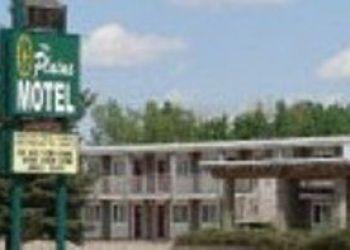 Hotel Brooks, 1004 Second St. W, Plains Motel