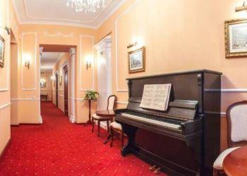 Hotel Saint-Petersburg, Mokhovaya Str.27-29, Art-hotel Mokhovaya