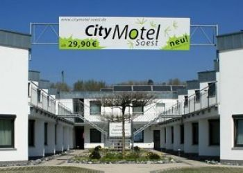 Hotel Oestinghausen, Altes Stellwerk 9, Citymotel Soest