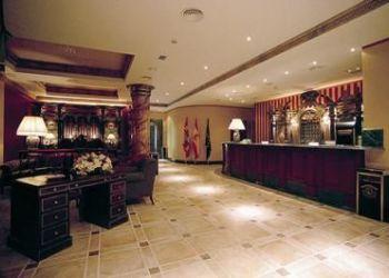Hotel Avila, Paseo De La Estacion, 17, Hotel Reina Isabel****