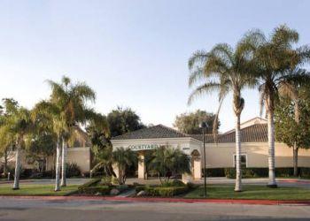Hotel Leisure Village, 4994 Verdugo Way, Courtyard Camarillo