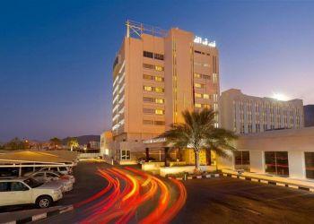 Hôtel Muscat, Al Mujamma Street,, Hotel Mercure Al Falaj****