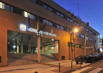 Hotel San Sebastian de los Reyes, Plaza Ciudad Real 2, Hotel Globales De Los Reyes***