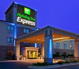 1540 Commerce Park Dr, Michigan, Holiday Inn Express