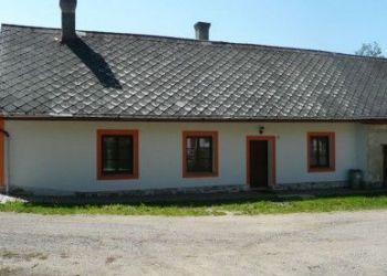 Ferienhaus Strmilov, Česká Olešná 1, Nově zrekonstruovaná vesnická chalupa u malého rybníka s možností rybaření
