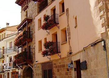 Hotel Mora De Rubielos, Plaza de la Villa, Hotel Jaime I***