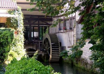 Hotel Dolancourt, 5 Rue Saint-léger, Hotel Chateaux & Hotels de France Le Moulin Du Landion***